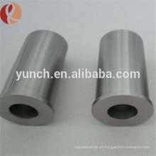 Tubo de tungstênio puro 99,95% / tubo de tungstênio / barra de tungstênio de achemetal