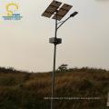 Garantia 5 anos 60 w levou luz de rua de energia solar