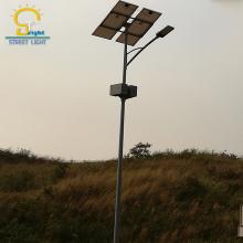 Off-grid solar street luminaria 60w