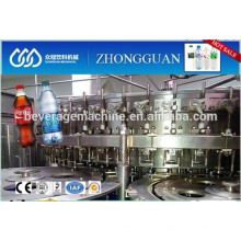 Liquid Filling Machine Soft Drinks Filling Machine