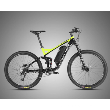 36V 250W Electric Mountain Bike Commuter with Lithium Rower Battery