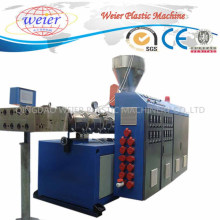 Línea de máquina de fabricación de paneles de techo de PVC de materiales de construcción