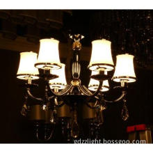 Modern crystal small chandeliers for home decoration lamp