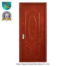Porte HDF Simplestyle pour intérieur (marron)