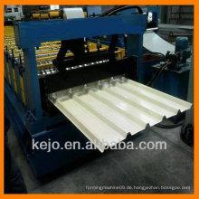 Shanghai Lieferant Wand- und Dachplatte Kaltwalze Umformmaschine