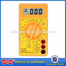 Multimètre DT830B CE avec Digita Multimètre de conception de sécurité