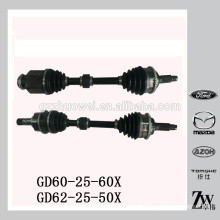 High Quality Front Drive Shaft for Mazda 6 GD60-25-60X GD60-25-50X