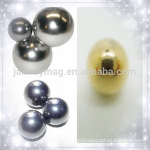 Ball ended magnets