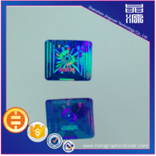 Good Price Hologram Secure Label Sticker