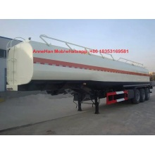 3alxes Semi Trailer Fuel Delivery Truck