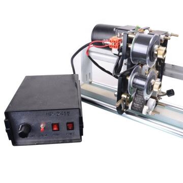 HP-241 Automatic hot stamping  ribbon Coding Machine