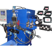 2016 Strapping Wire Buckle Making Machine