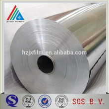 silver coated high barrier PET film for dry food packing