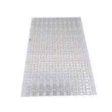 PWB do diodo emissor de luz da placa de circuito impresso do diodo emissor de luz do alumínio 1Layer