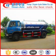 China Dongfeng 10 CBM Sewage Truck