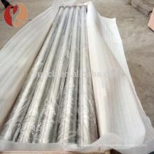 Venta caliente 4 mm ASTM F136 gr23 Medical aleación de barra de titanio