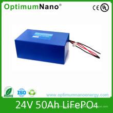 Home Solar Systems 24V 50ah LiFePO4 Battery