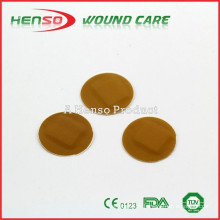 HENSO CE ISO Waterproof First Aid Circulaire Round Band-Aids