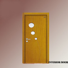 Flush surface wooden door technology mdf materil wooden door