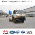 4cbm Dongfeng Cement Pump Truck Concrete Tanker Mixing Truck Euro4