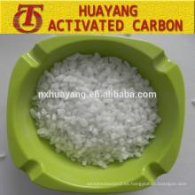 Fabricante original fundido alúmina con alto contenido de Al2O3 para lapeado