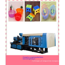Máquinas plásticas para fabricação de produtos plásticos