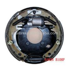 Freno de tambor hidráulico de remolque de 10 pulgadas con función de estacionamiento