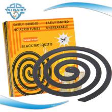 Mosquito Negro Bobina de control de plagas