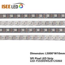 Dynamische LED Streifen Pixel zu Pixel