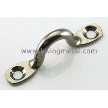 Stainless Steel Saddle Pad Eye (MA)
