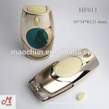 HF011 Unique cosmetic jar squeeze cream bottles plastic cosmetic tube