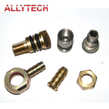 CNC draaide component in Machining