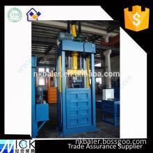 Anti-open door used clothes Baler machine