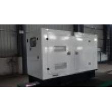 Generador diesel silencioso del motor del Reino Unido de la tarifa de reserva de 66kVA 53kw