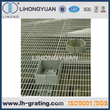 Galvanised Steel Grid Walkway for Industry Floor