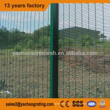 Clôture 358, garde anti-montée de pont, barrière de sécurité de garde de barrière
