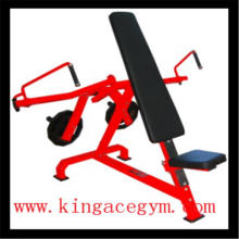 Appareil de fitness Gym Commercial Incline Pec Fly