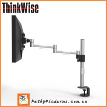 Ergonomic Multiple Desktop Mounted LCD Monitor Arm