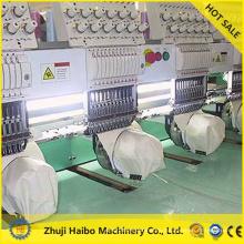 tapa automatizada del bordado máquina bordado cabeza 4 4 computadora de la cabeza bordado máquina