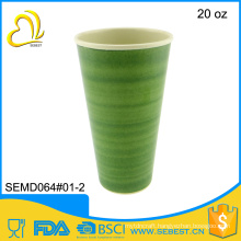 ECO friendly good Quality plastic round travel cup