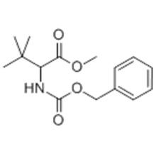 N-(BENZYLOXYCARBONYL)-DL-TERT-LEUCINE METHYL ESTER CAS 141971-09-7