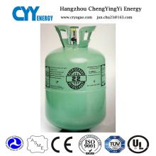 Gás refrigerante misturado da pureza 99,8% do líquido refrigerante R22 (R422D, R404A)