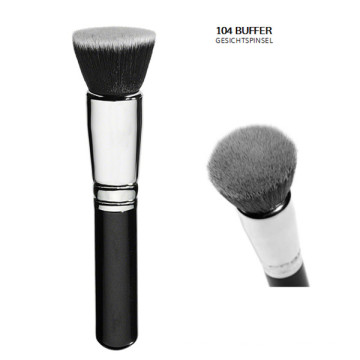 Natural-Synthetic Buffer Flat Face Brush (F104)