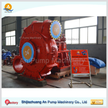 Diesel Clay sand and gravel dredger pump for cutter suction dredger
