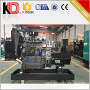 Top Sale 25kva Diesel Generator Powered By 4JB1 / Ricardo Engine With Soundproof Canopy