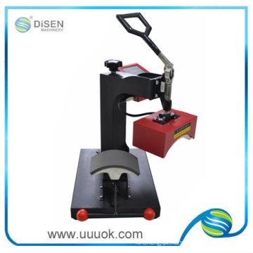 Alta qualidade cap imprensa máquina de impressão