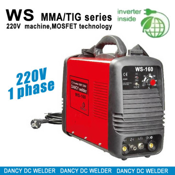 Inverter 2 in 1 TIG/MMA welding WS 160