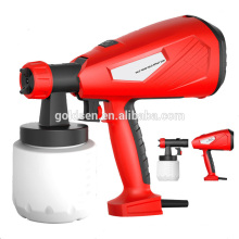 500w Electric Power Mini Portable HVLP Sprayer Machine Tools Paint Spraying Gun GW8181A