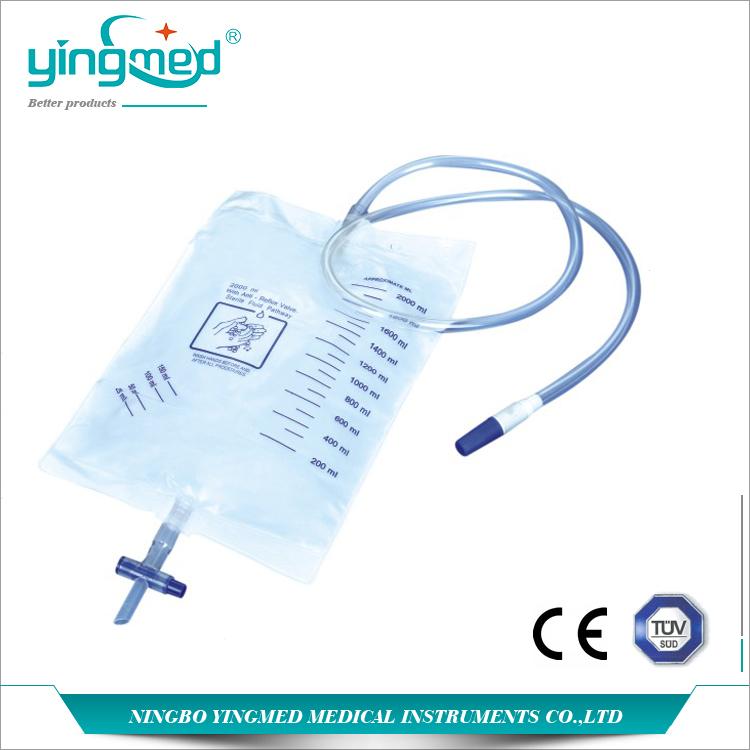 2000ml Urine drainage bag