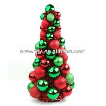 Ручной работы искусственные пластиковые Рождественской елки мяч